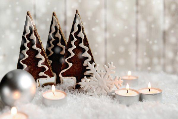 In stijl gekleed naar je kerstdiner